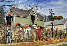 Halloween Outside Decorations for 2013 | Outdoor Halloween Decor | Decorate Halloween
