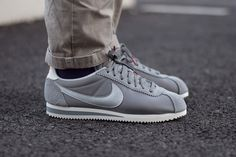 """Nike's Cortez Silhouette Adds Another Colorway to Its """"Stop Sign"""" Theme"""