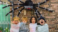 Giant Spider Attack Girl - Bad Baby Dreams Bad Temper - Kids Freak Out (. Bad Temper, Giant Spider, Freak Out, Hulk, Dreams, Youtube, Kids, Baby, Children