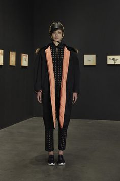 Rachel Comey Fall 2014 Ready-to-Wear Collection Slideshow on Style.com
