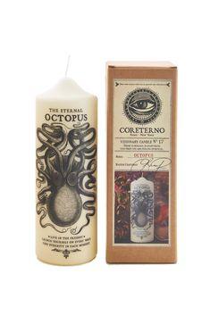 Bougie Visionary Octopus Coreterno