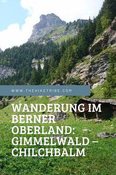 Wanderung im Berner Oberland: Gimmelwald – Chilchbalm Seen, Switzerland, Spaces, Live, Travel, Holiday Destinations, Destinations, Adventure Awaits, Mountain Landscape