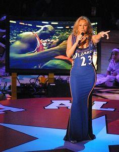 Mariah Carey – February 2003.