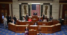 One hundred and thirty seven House Democrats on Wednesday voted to kill an impeachment resolution against President Donald Trump in a vote that exposed party divisions on the issue in the House. Shiga, Donald Trump, Impeached Presidents, Trump Comments, House Of Representatives, Members Of Congress, Pentagon, Politics, How To Plan