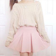 Pastel Fashion, Kawaii Fashion, Cute Fashion, Fashion Outfits, Fashion Styles, Dress Fashion, Fashion Vintage, Style Fashion, Girly Outfits