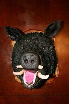 boars head cake