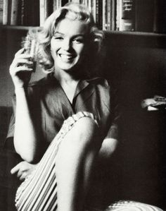 Marilyn Monroe, photo by Milton Greene, 1953