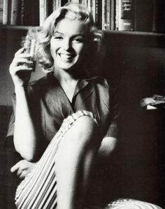 Marilyn Monroe, photo by Milton Greene, 1953