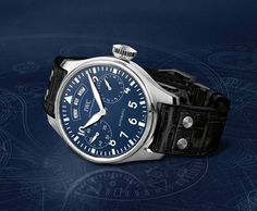 TimeZone : Industry News » SIHH 2018 - IWC Big Pilot Annual Calendar 150 Years Edition