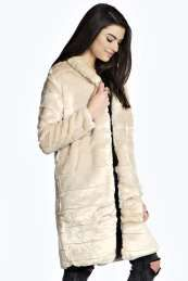 Astrid Longline Faux Fur Coat Get wonderful discounts up to 60% Off at Boohoo with Coupon and Promo Codes.