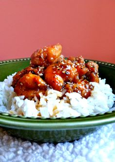 Honey teriyaki chick