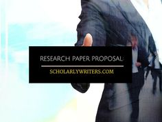 A great #researchproposal sample or research paper proposal can be an invaluable aspect of a #researchpaper.