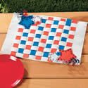Patriotic Weaving Place mat Craft Kit. Independence Day craft ideas for kids.
