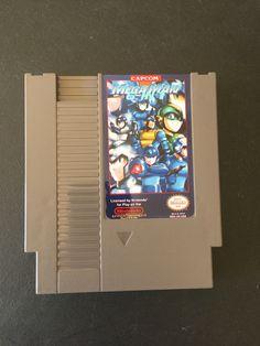 Mega Man 6 in 1 Megaman 1 6 NES Nintendo Game Cartridge Tested Working   eBay
