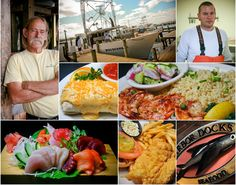 Since Destin's favorite neighborhood, waterfront seafood restaurant. Offering fresh Gulf to Table® seafood, award winning sushi, steaks and cocktails. Coast Restaurant, Seafood Restaurant, Local Color, Fresh Seafood, Sushi, Boats, Restaurants, Paradise