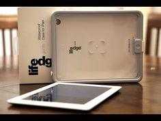 Life Edge Case for iPad.  Waterproof case