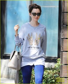 lily collins pride los angeles 04