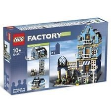 LEGO #10190 City Factory Modular Houses Market Street