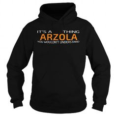 I Love ARZOLA-the-awesome Shirts & Tees