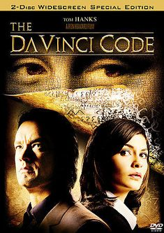 Da Vinci Code, The: Special Edition (Widescreen) on DVD from Sony Pictures Home Entertainment. Directed by Ron Howard. Staring Tom Hanks, Alfred Molina, Rita Davies and Audrey Tautou. More Mystery, Drama and Thrillers DVDs available @ DVD Empire. Hd Movies, Movies To Watch, Movie Tv, Blockbuster Movies, Movies Online, Olivia De Havilland, Code Movie, Alfred Molina, Dreams