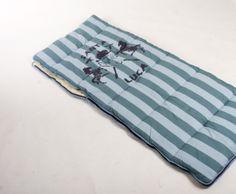 £40 Baker + Bell - Cotton striped sleeping bag