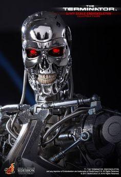 Terminator figurine T-800 Endoskeleton