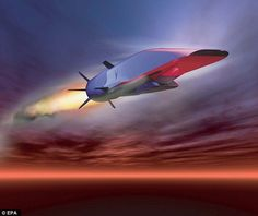 London to New York in just ONE HOUR: Airbus files patent for a hypersonic jet more than double the speed of Concorde | Jet could travel at 4.5 times the speed of sound or 3,425mph (5,500km/h) [The Future of Aviation: http://futuristicnews.com/tag/aircraft/]