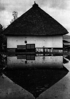 "2000-lightyearsfromhome:  Yukio Futagawa. JAPAN. ""Rural Houses of Japan"". Circa 1958-1960."