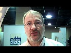 Sabrina Baker interviews Russ Resslhuber with Dovetail Software at IHRIM 2012 Conference in the Exhibit Hall.    #HR #IHRIM