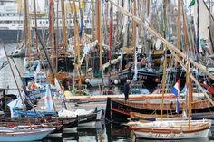 Quels bateaux voir aux Fêtes Maritimes de Brest 2016 ?