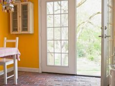 HGTV.com shares simple step-by-step instructions for installing French doors in your home. >> http://www.hgtv.com/design/decorating/design-101/how-to-install-french-doors?soc=pinterest
