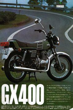 YAMAHA   GX400