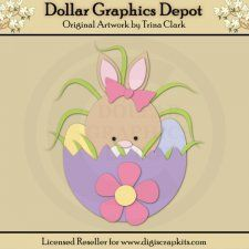 Easter Delights 1 - Cutting Files / Paper Piecing Patterns