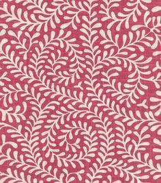 Home Decor Fabric-Annie Selke Scramble Raspberry Fabric Rug, Cushion Fabric, Wallpaper Samples, Fabric Wallpaper, Interior And Exterior, Interior Design, Textiles, Gorgeous Fabrics, Home Decor Fabric