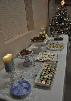 Christmas Womens Ministry Event (Life is a Party)