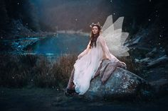 Fantasy art image manipulation and composite by Jenny Giles Photography