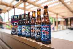 Sponsored: Our friends @newbelgium partnered with some of their best brewing friends to create the Fat Tire and Friends Collabeeration pack. Hit the link in our bio to learn more.
