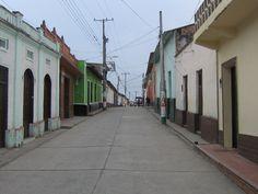 Calle: Elemento base en el cual a partir de ella se genera la ciudad, la calle es frontera entre espacio publico y privado.
