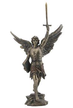 Archangel - St. Raguel - Angel's Garden