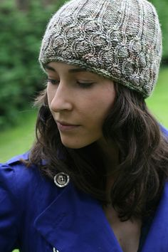 Ravelry: Rathcooney Hat pattern by Carol Feller