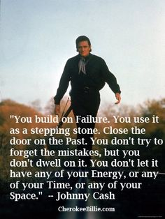 Country Music Star Johnny Cash Walking Along Line of Railway Track with His GuitarBy Michael Rougier Wisdom Quotes, Words Quotes, Wise Words, Quotes To Live By, Me Quotes, Famous Quotes, Johnny Cash Quotes, Great Quotes, Inspirational Quotes