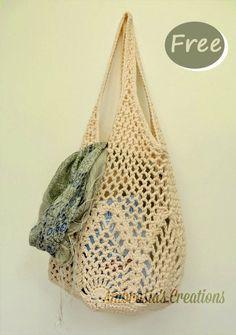 Cool crochet bag creations: pattern:: pineapple crochet market bag – chart translation DZGNDPX – Crochet Ideas – The Best Ideas Bag Crochet, Crochet Shell Stitch, Crochet Market Bag, Crochet Diy, Crochet Handbags, Crochet Purses, Crochet Chart, Filet Crochet, Crochet Gifts
