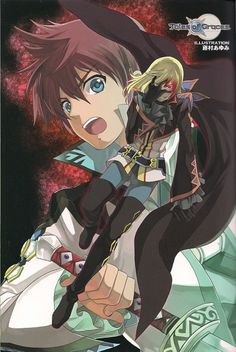Mutsumi Inomata, Tales of Graces, Richard, Asbel Lhant Tales Of Graces, Tales Series, Anime Guys, Video Game, Geek Stuff, Fan Art, Games, Videos, Inspiration