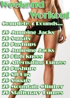 Took me 45 min to knock it out and I burned over 400 calories!