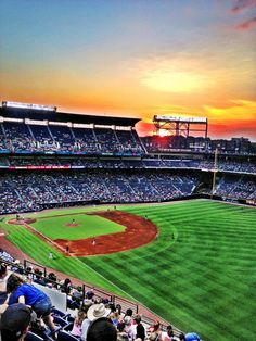 Braves baseball. A thing of beauty.
