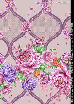 牡丹 手绘牡丹花 装饰牡丹花