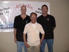 Karl Godwin, Ben Der, Bill Graves (Dragon Family Wing Chun)