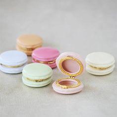 Macaroon trinkets by Ruche <3