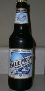 Awesome beer from Blue Moon - even if it is part of the MillerCoors conglomerate.
