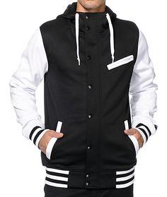 822ce0df6e33 Empyre Offense Varsity Tech Fleece Jacket